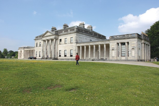Castle Coole, County Fermanagh, Northern Ireland