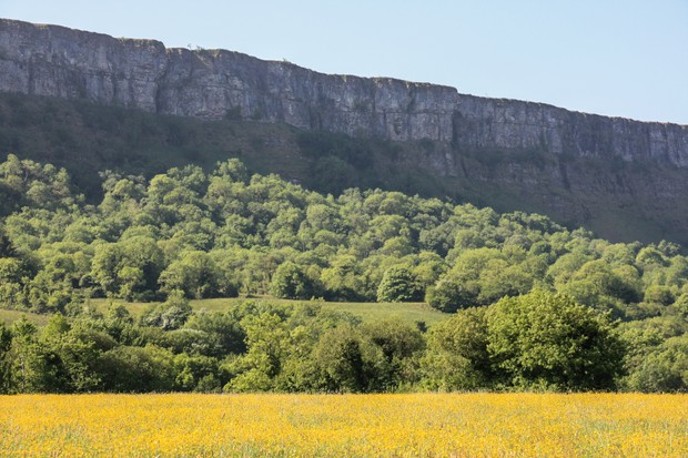 The Cliffs of Magho, Lower Lough Erne