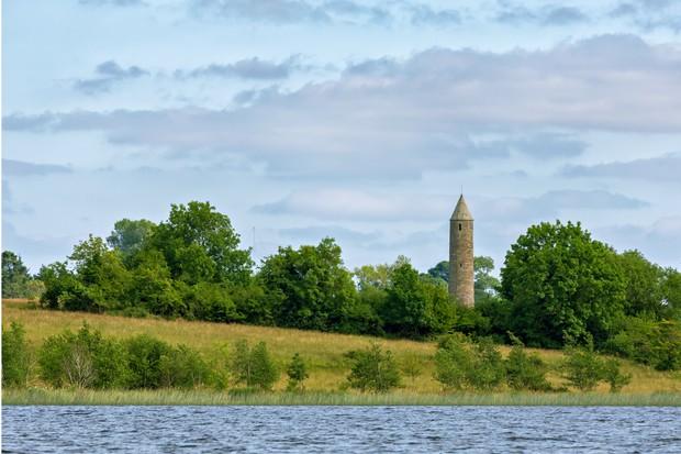 Devenish Island, Lower Lough Erne, County Fermanagh
