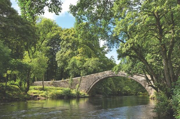 Ivelet Bridge, North Yorkshire