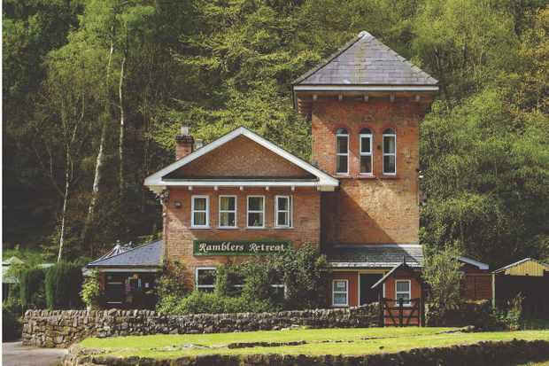 Ramblers' Retreat, Alton, Staffordshire