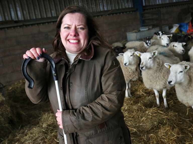 Podcast: How a lucky blind date led to a new life as a farmer