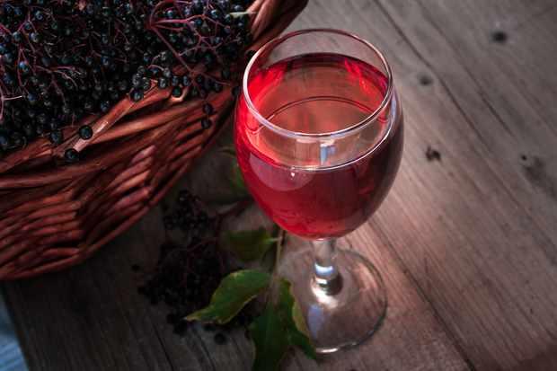 Elderberry wine recipe (Photo by: Dejan Kolar via Getty Images)