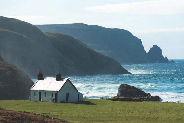Kearvaig Bothy, Cape Wrath