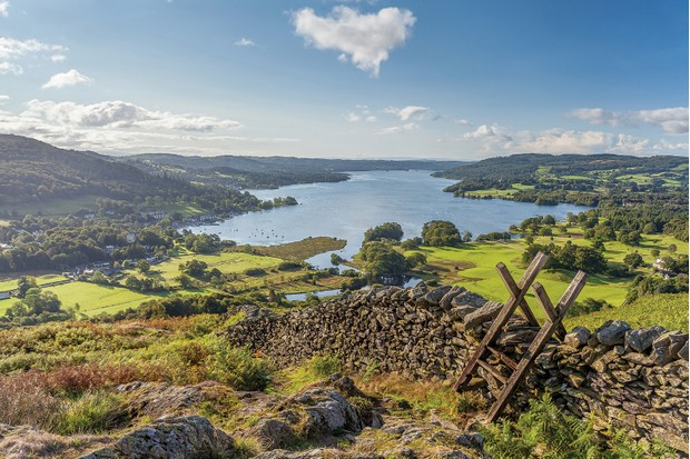 Lake District view