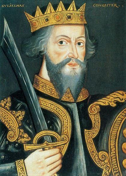 William the Conqueror illustration