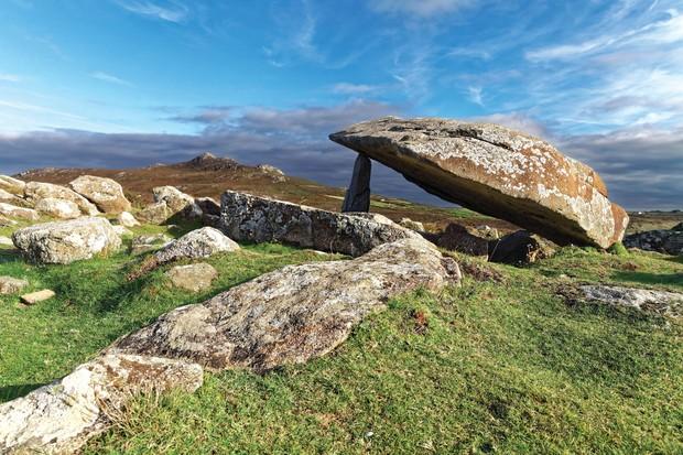 Coetan Arthur rocks