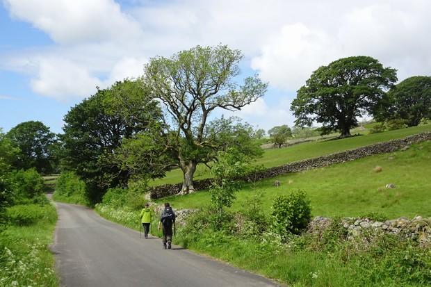 Ennerdale Water country lanes, Cumbria ©Jake Graham