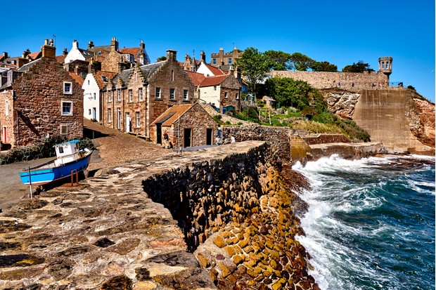 Walk: Crail to Anstruther, Fife - Countryfile com