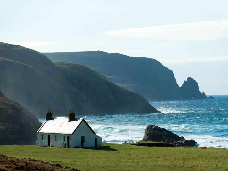 Best places to stay on the UK coast