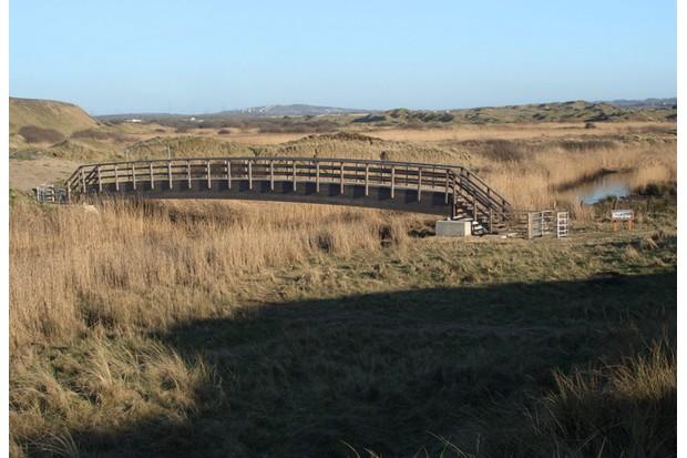 Kenfig national nature reserve