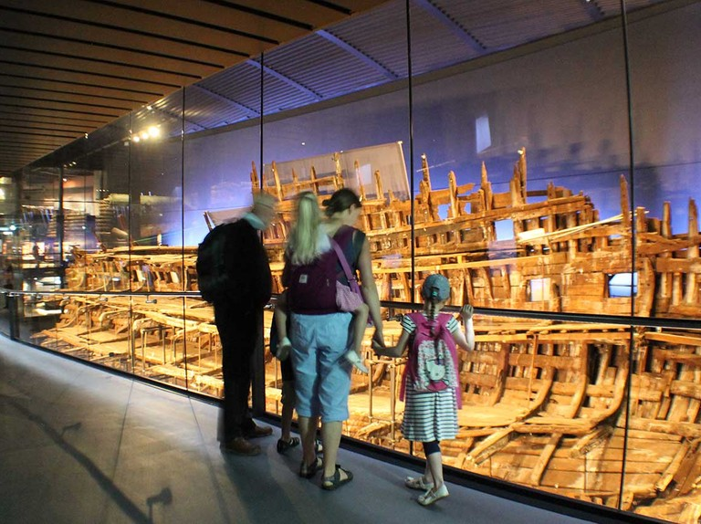 The Mary Rose Trust - Advertisement
