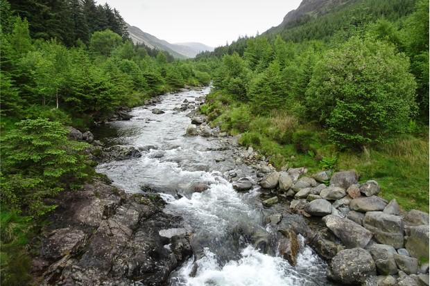 River Liza, Ennerdale, Cumbria ©Jake Graham