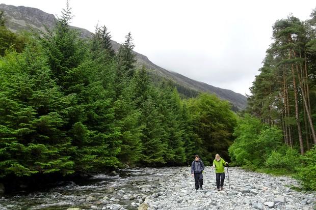 River Liza, Ennerdale Valley, Cumbria ©Jake Graham