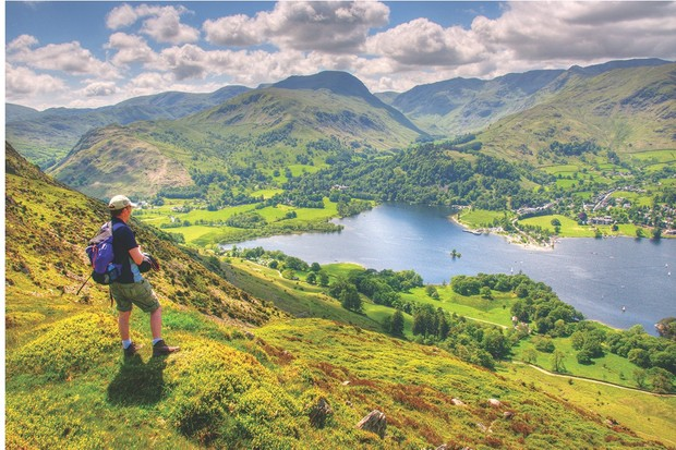 Walk: Howtown to Glenridding, Ullswater, Cumbria - Countryfile.com