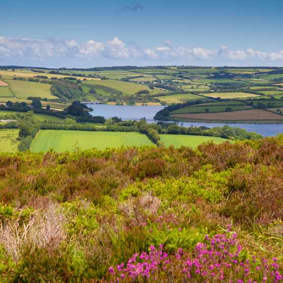 Wimbleball Lake, Exmoor