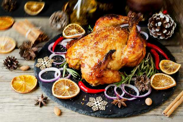 Christmas turkey recipe (Photo by: Viktoria Agureeva via Getty Images)