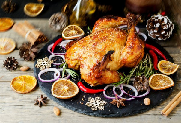 Christmas turkey recipe (Photo by: Viktoria Agureeva via Getty Images)