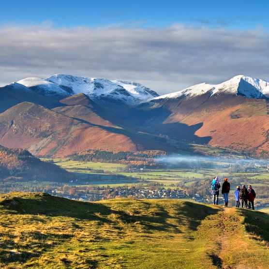 Latrigg, Lake District
