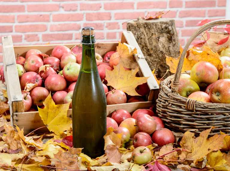 How to make your own scrumpy