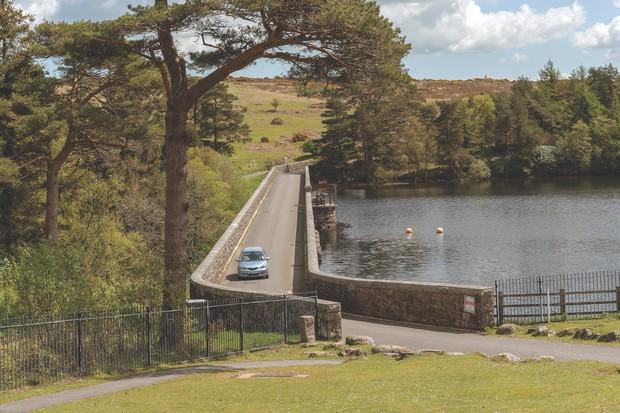Venford Dam, Dartmoor