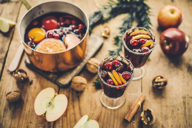 Wassail punch (Photo by: Getty Images)