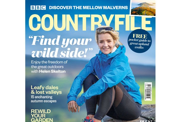 Issue 156: Enjoy the freedom of the great outdoors with Helen Skelton