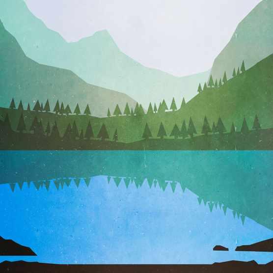 Reservoir illustration