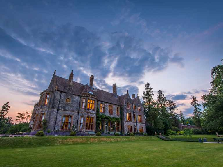 Downton Abbey style retreats to stay in the British countryside