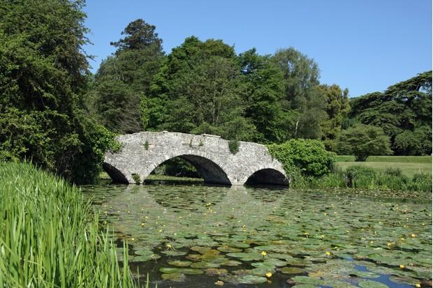 Waverley Abbey bridge, Surrey