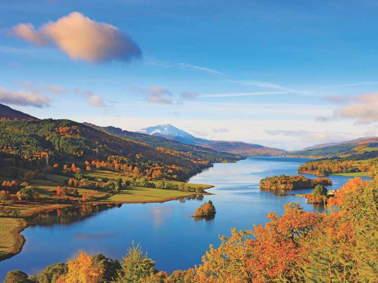 Guide to Perthshire: best places to visit, where to stay and countryside walks