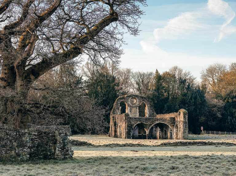 Day out: Waverley Abbey, Surrey