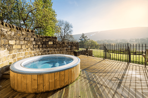 Win a deluxe spa break at Losehill House Hotel and Spa, worth £600