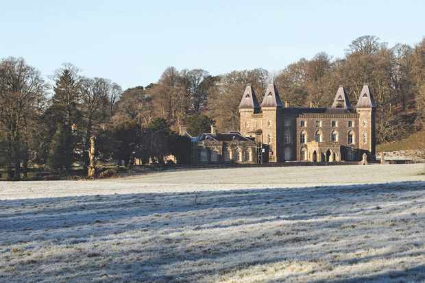 Dinefawr Park and Newton House, Carmarthenshire