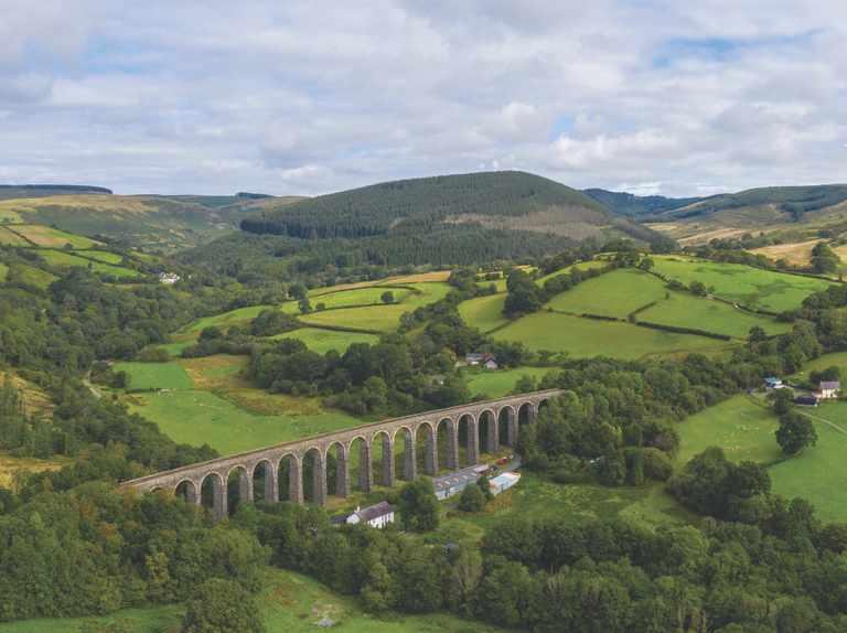 Walk: Heart of Wales Line Trail, Powys