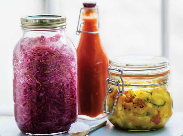 Beginner's guide to fermented food