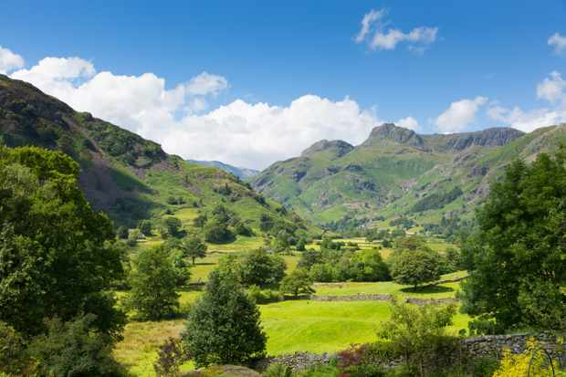 Virtual escapes: Britain's incredible National Parks