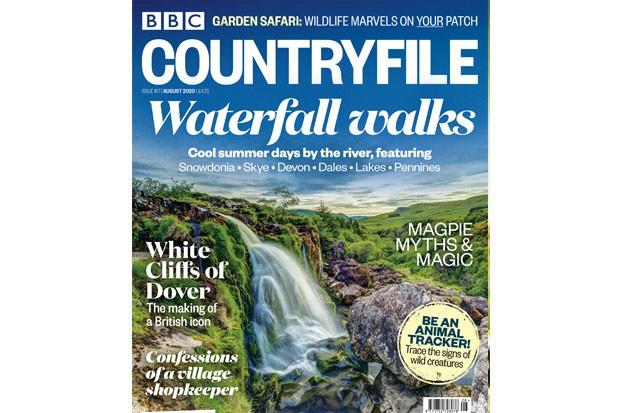 BBC Countryfile Magazine issue 167: Waterfall walks