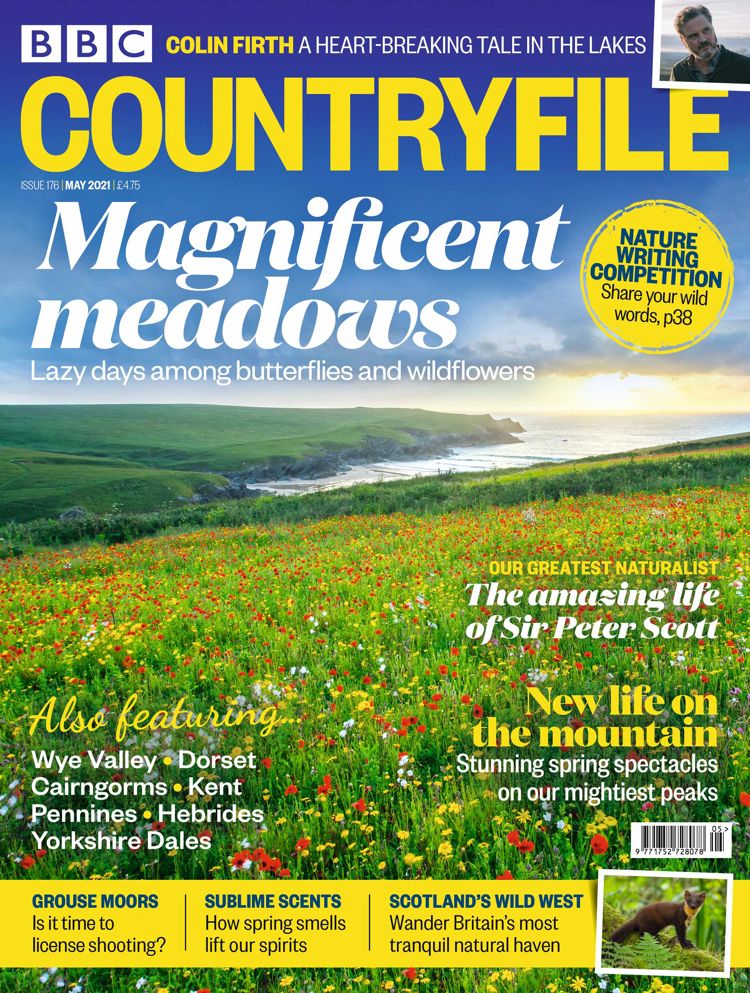 May 2021 issue of BBC Countryfile Magazine