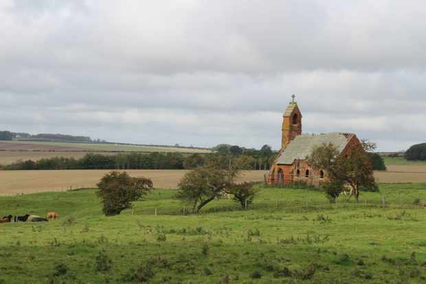 Walk: Cowlam, Cottam and Garton-on-the-Wolds, North Yorkshire