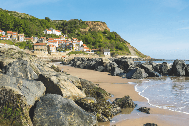 Day out: Runswick Bay, North Yorkshire