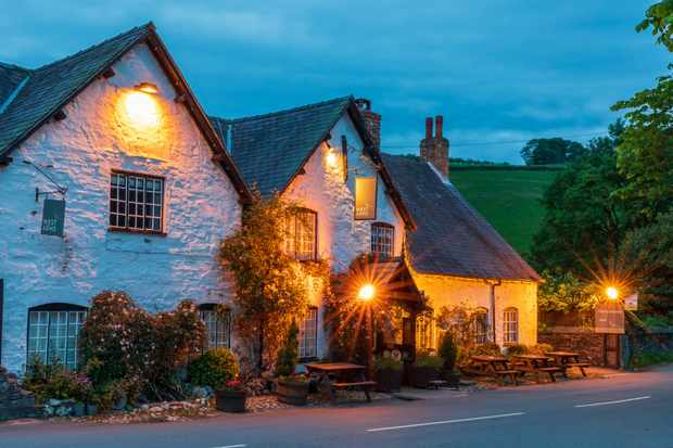 Britain's best country pubs with rooms