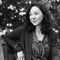 Black and white image of Natasha Goodfellow