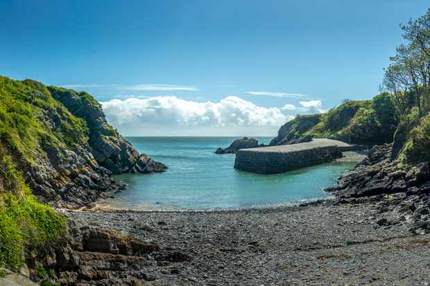 Stackpole Quay, Wales