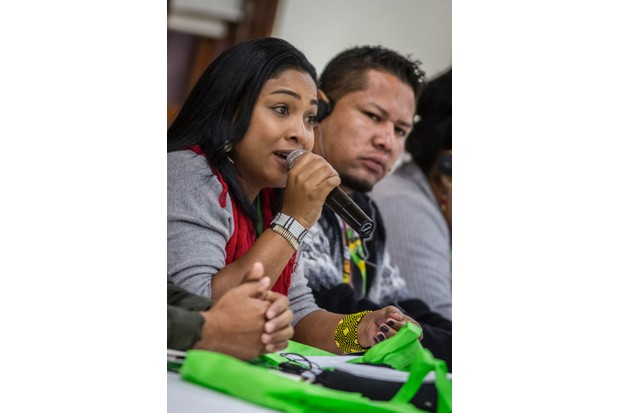 The leaders met in Bogotá for a four day summit © Cesar David Martinez / Avaaz