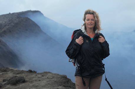 Kate Humble will be speaking at the Cheltenham Literary Festival