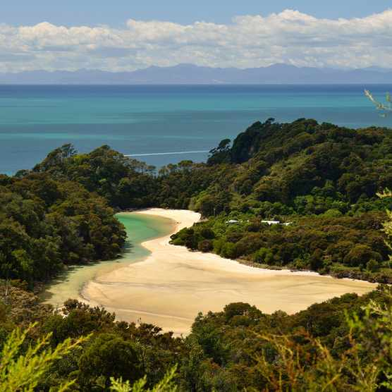Abel Tasman National Park, New Zealand. © Martin Krmer / EyeEm/Getty
