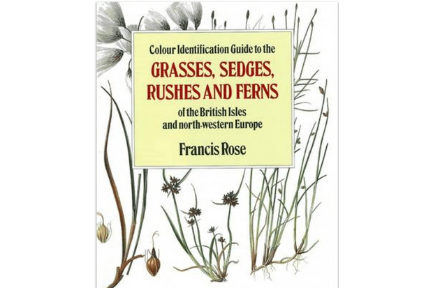 Colour Identification Guide to the Grasses