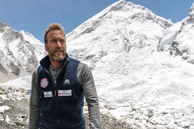 Ben Fogle @ Mark Fisher