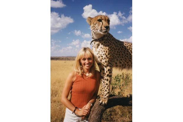 Michaela Strachan on The Really Wild Show
